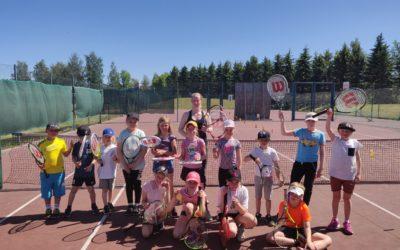 Kesän leirit keräsivät ennätysmäärän junioreita!