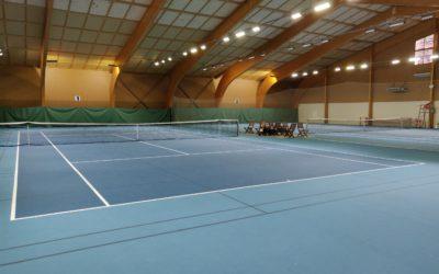 Tenniskeskuksen sulkutila jatkuu 18.4. saakka