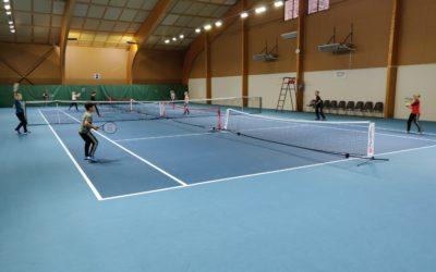 Salon Tenniskeskus avoinna koko kesän!